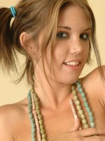 Diddy acts all cute and crazy.. and oh she gets naked!