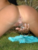 Trista loves to get off with her favorite dildo!